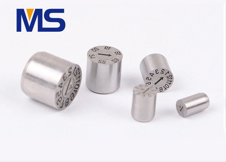 DME Standard Mold Date Inserts / Replacement Insert Precision Mould Parts